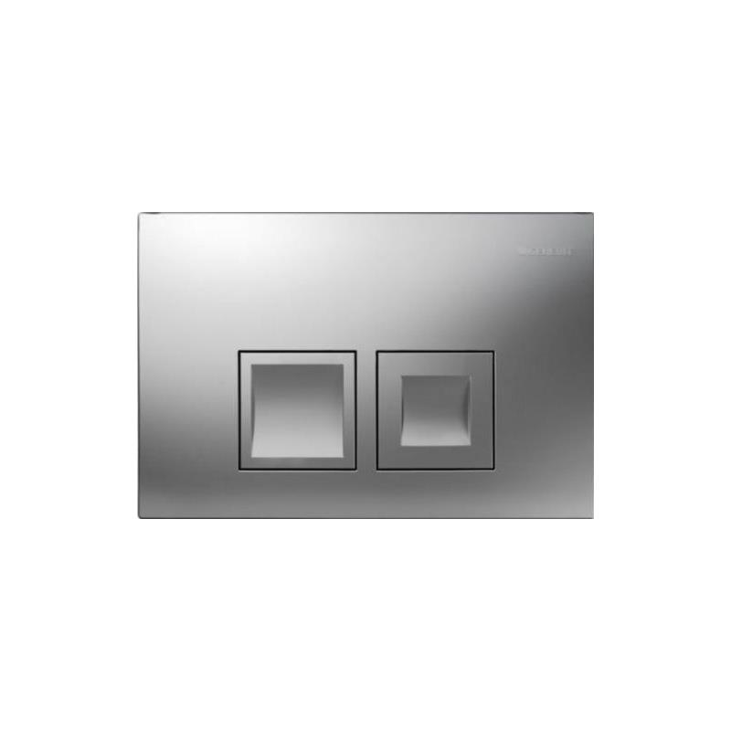 geberit delta50 wc bet tigungsplatte seidenglanzchrom nr. Black Bedroom Furniture Sets. Home Design Ideas