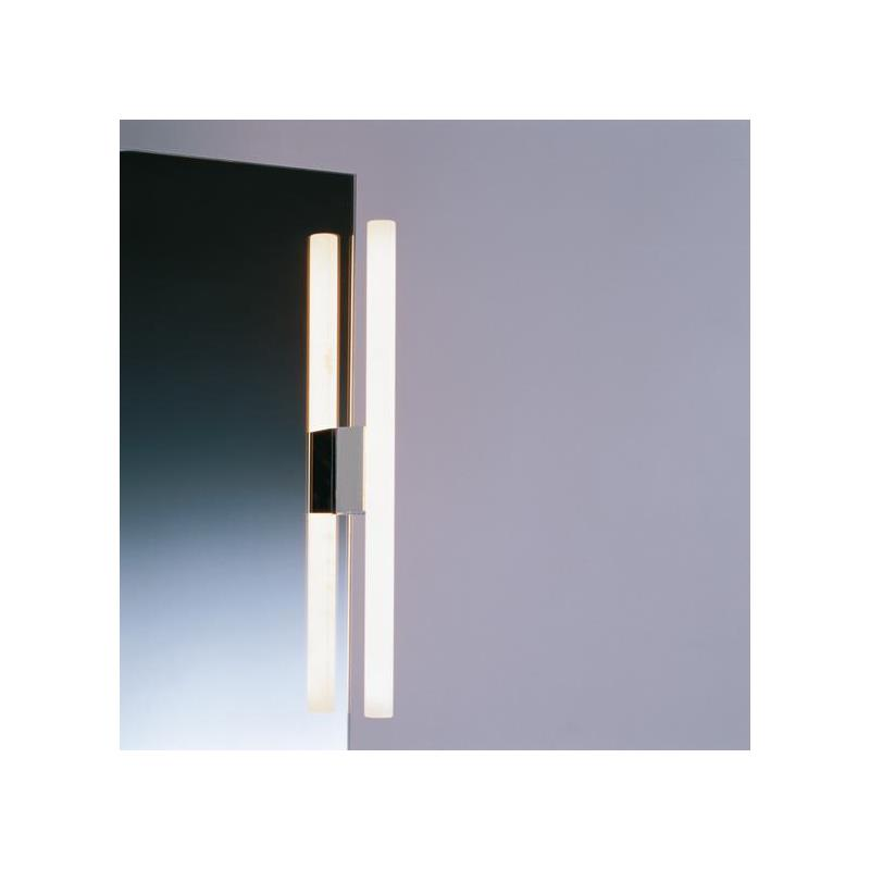 top light klemmi lichtstange leuchte spiegelklemmleuchte chrom. Black Bedroom Furniture Sets. Home Design Ideas