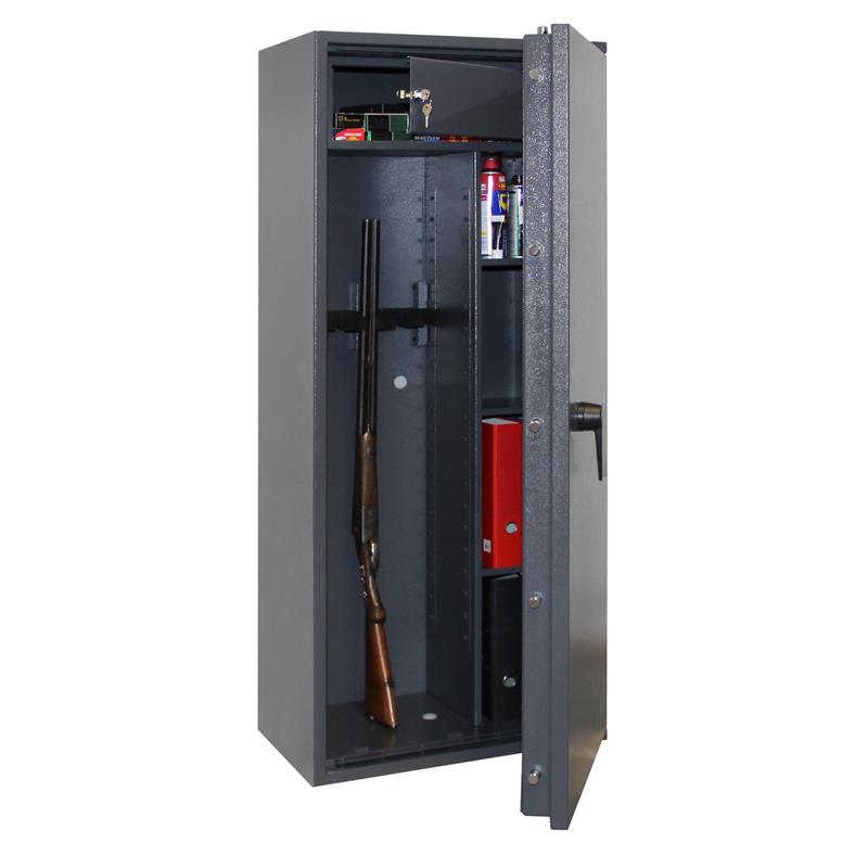 waffenschrank gun safe 1 1 5c mit doppelbart schloss und. Black Bedroom Furniture Sets. Home Design Ideas