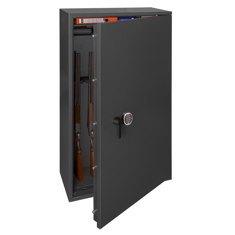 waffenschrank gun safe 1 14 mit elektronischem. Black Bedroom Furniture Sets. Home Design Ideas