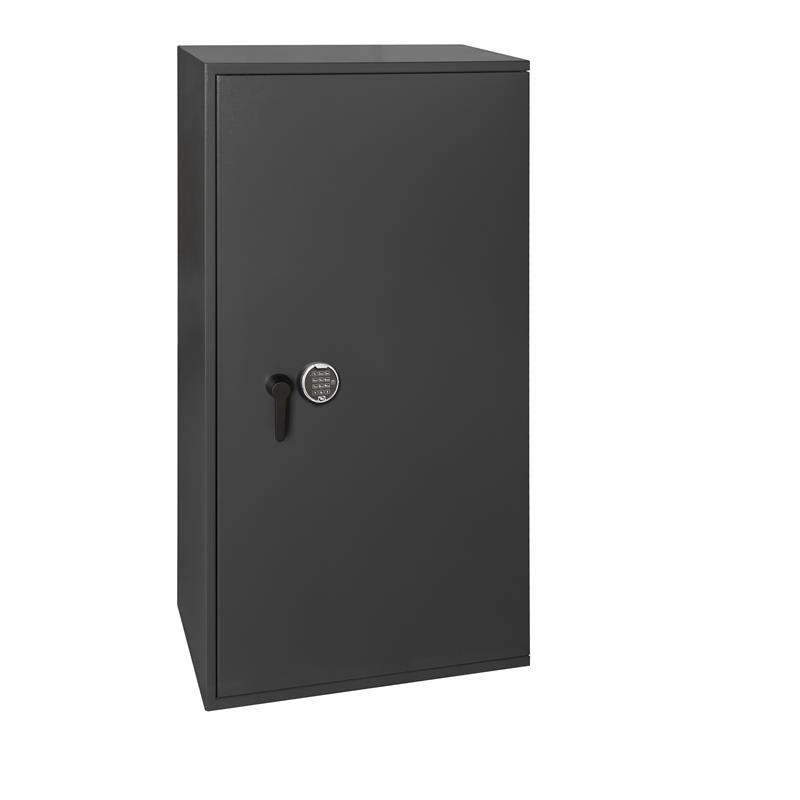 waffenschrank gun safe 1 1 8c mit elektronischem zahlenschloss regalteil. Black Bedroom Furniture Sets. Home Design Ideas