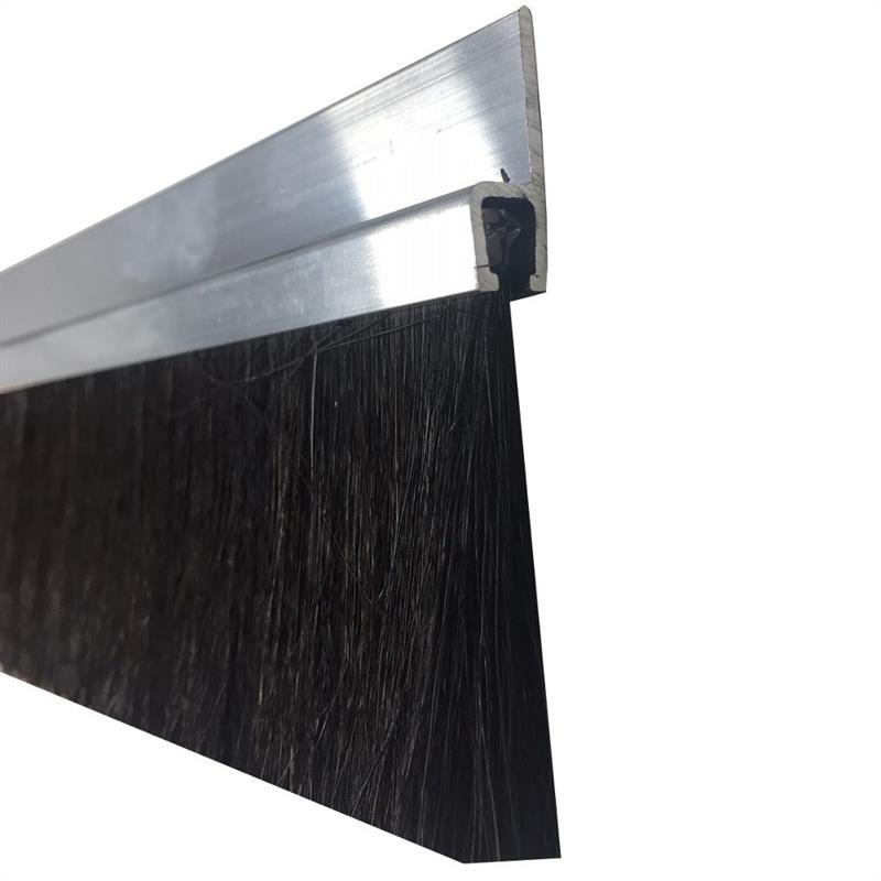 b rstendichtung t rdichtung tordichtung t rb rste alu ro haar b rste 150cm. Black Bedroom Furniture Sets. Home Design Ideas