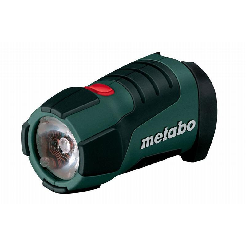 metabo powermaxx led akku lampe 10 8 v taschenlampe. Black Bedroom Furniture Sets. Home Design Ideas