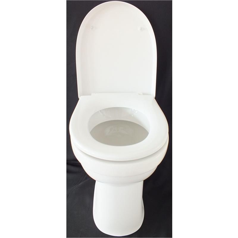 keramag allia paris care standflachsp l wc toilette stand flach erh ht um 10cm. Black Bedroom Furniture Sets. Home Design Ideas
