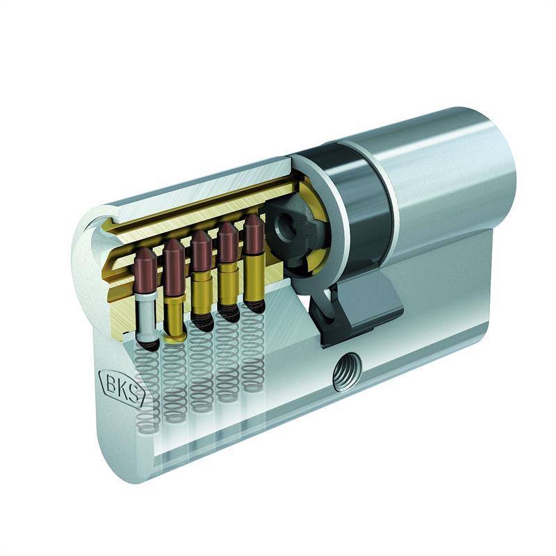 Profilzylinder BKS PZ 88 Schließzylinder Schließanlage auch gleichschließend 2