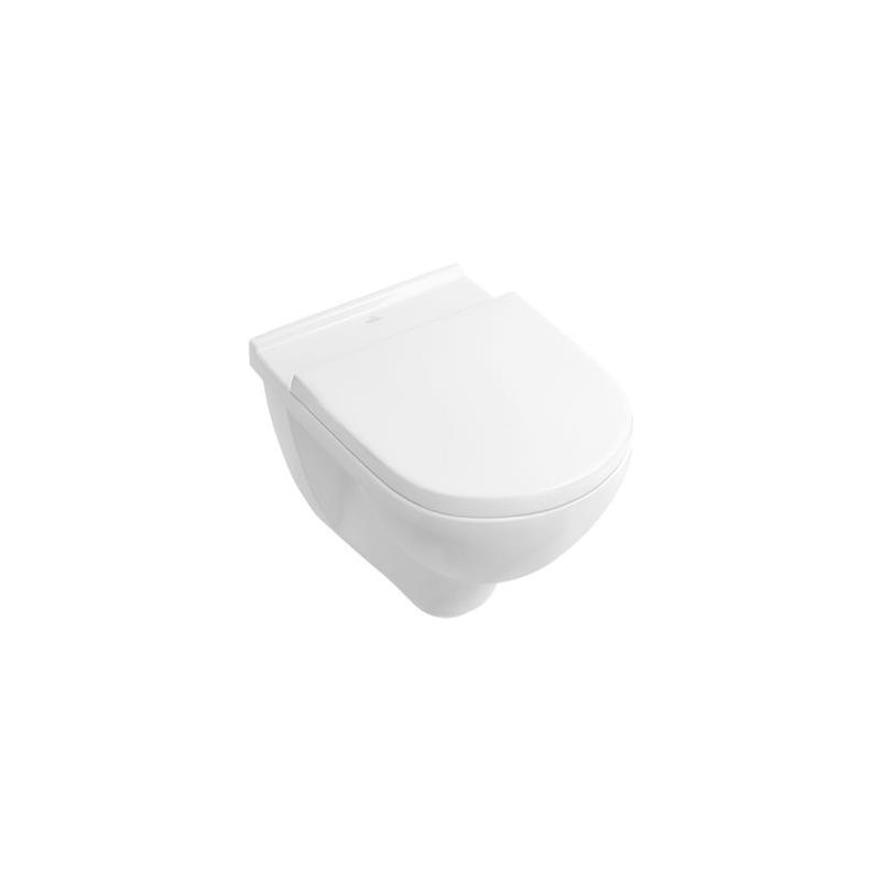 geberit villeroy boch wc set o novo duofix basic mit deckel absenkung softclose delta 21 platt. Black Bedroom Furniture Sets. Home Design Ideas