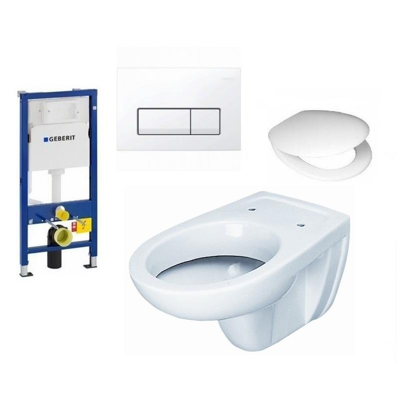 geberit duofix basic up100 universal wand wc tiefsp ler delta 51 mit sitz softclosing. Black Bedroom Furniture Sets. Home Design Ideas