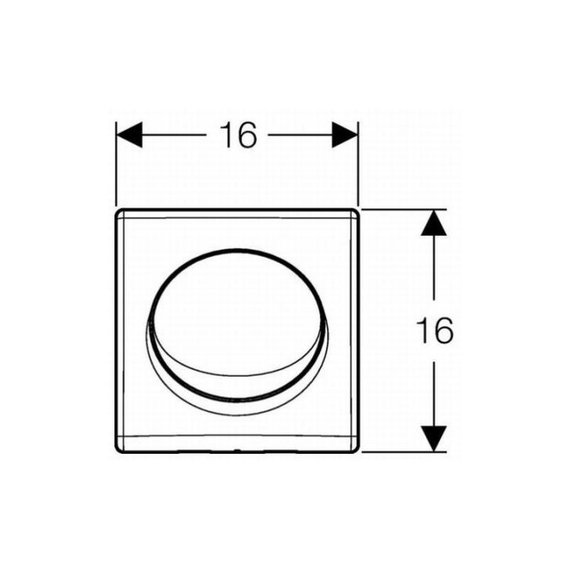 geberit keramag urinal set duofix basic vorwandelement hybasic handausl ser sieb. Black Bedroom Furniture Sets. Home Design Ideas