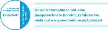 CrefoZert-Banner